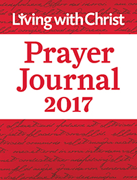 Living with Christ Prayer Journal
